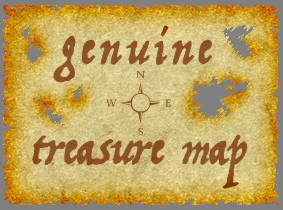 treasure map start